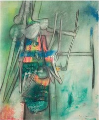 composition by roberto matta