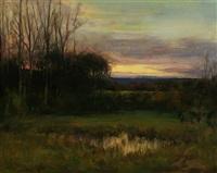 last light (sold) by dennis sheehan