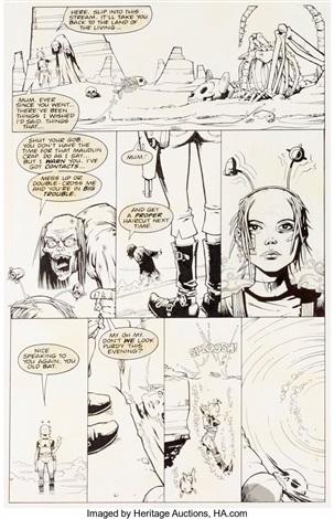 Tank Girl Tome 4 The Odyssey - Jamie Hewlett,Peter Milligan