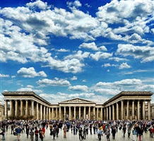 british museum by sangbin im