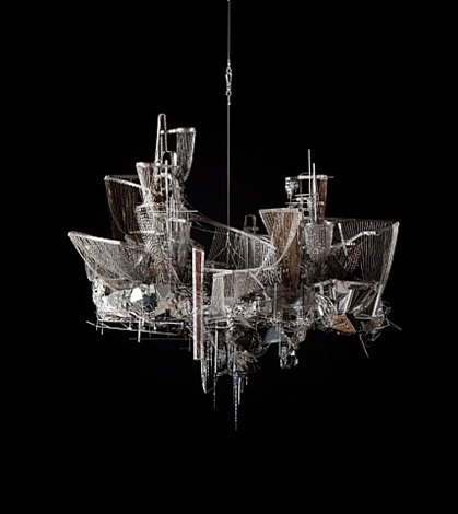 a perfect suffering (after bruno taut no.4) by lee bul