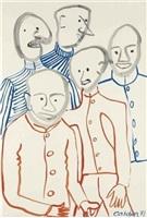men by alexander calder