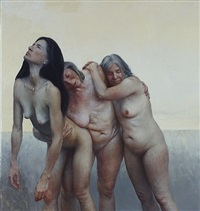 the three graces by aleah chapin