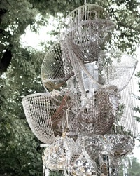 sternbau no. 29 by lee bul