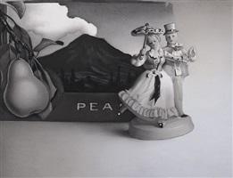 still life (pear) by susan hauptman