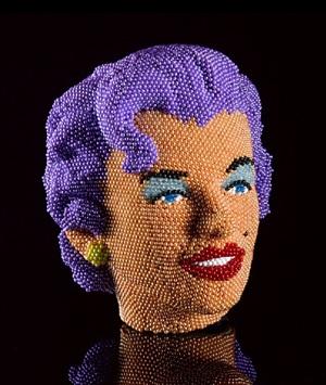 purple rinse by david mach