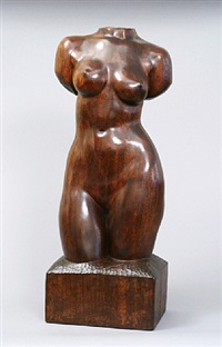female torso by margaret brassler kane