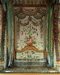 chambre de la reine, (115) cce.02.029, corps central - 1er étage by robert polidori