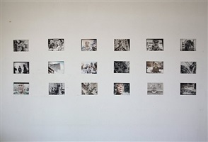 installation view by marcel gähler