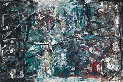 st. paul by jean paul riopelle