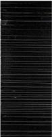 peinture 222 x 85 cm, 30 décembre 2002 by pierre soulages