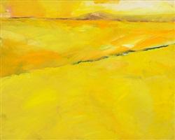 oltrepo, campo giallo by bernd zimmer
