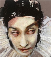 after the show 31 by lita cabellut