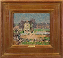 pat's house by robert spencer