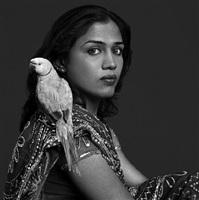 aus der serie hijras, indien by isabel muñoz