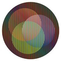 induccíon circular antonella 2 by carlos cruz-diez