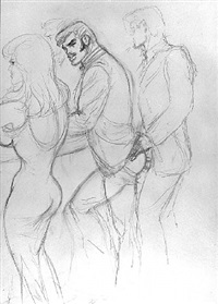 untitled by tom of finland