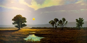 """golden quietude"" by peter sculthorpe"
