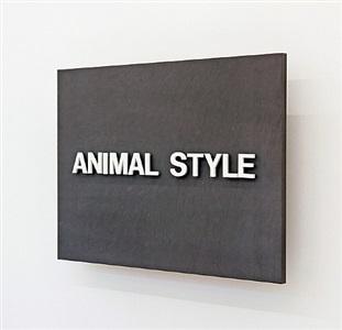 animal style by mamiko otsubo
