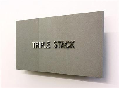 triple stack by mamiko otsubo