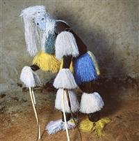 panther, dodo masquerade, bobo-dioulasso, burkina faso, 2009 by phyllis galembo