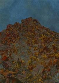 scenapse #6 (rock mountain) by aziz and cucher