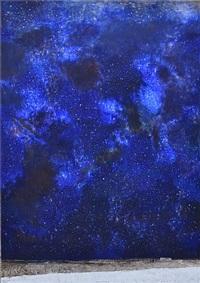 cielo stellato dopo la pioggia by natale addamiano