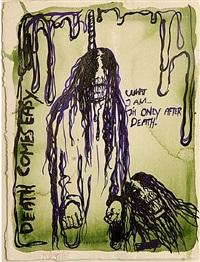 death comes easy ii by bjarne melgaard