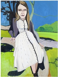 the repose (moll) by chantal joffe