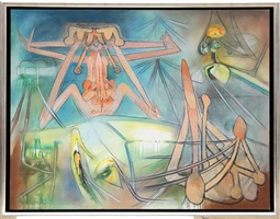 threshold of love by roberto matta