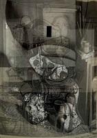 intérieur nature morte carré by sebastiaan bremer