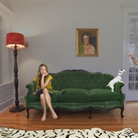green velvet by julie blackmon