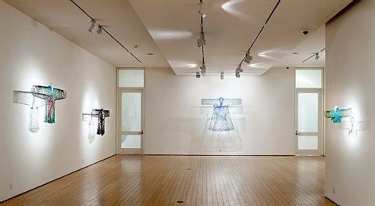 callan contemporary: key-sook geum installation