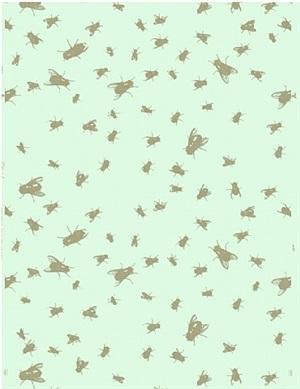 flypaper, designed 2005 by rob wynne
