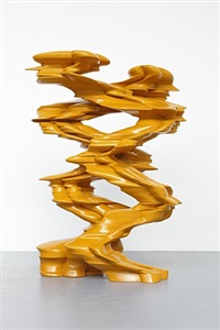 runner by tony cragg