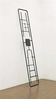 foldable ladder assembly kit by michael johansson
