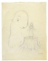 big friend by mark ryden