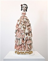 meat dress by mark ryden