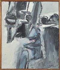 chevalets by albert bitran