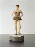 ballerina by stephan balkenhol