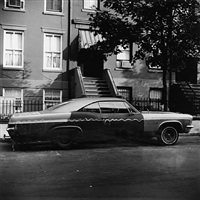 brooklyn hot rod by peter hujar