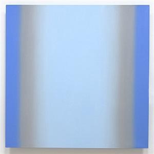 blue orange 3-s60 (blue light) by ruth pastine