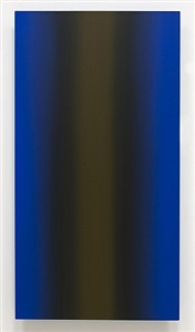 blue orange 5-v6032 (orange ocre) by ruth pastine