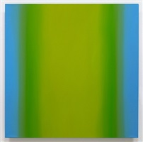 red green 2-s60 (yellow green) by ruth pastine