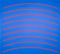 red arcs by david simpson