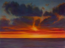 atlantic sunrise by jim schantz