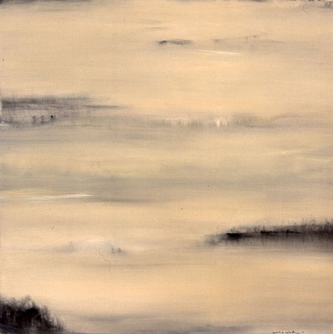 emptiness and spirit #18-10-11 by feng xiao-min