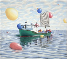celebration du bateau by robin lowe