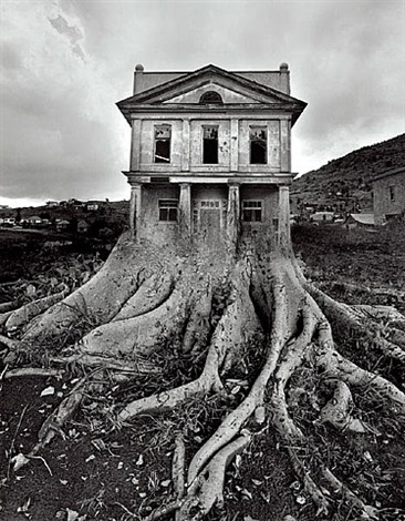 untitled by jerry uelsmann