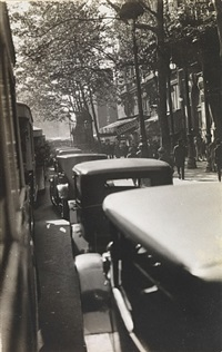 paris by germaine krull